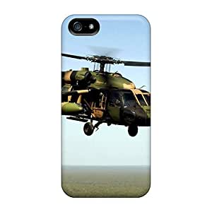5/5s Scratch-proof Protection Cases Covers For Iphone/ Hot Black Hawk Phone Cases
