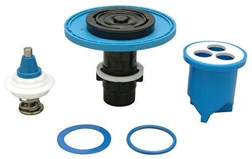(Zurn AquaVantage Urinal Rebuild Kit, P6000-EUA-WS1-RK, 1.0 gpf, Crosses to Sloan A-1107-A, Diaphragm Rebuild Kit)
