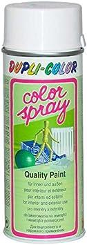 Dupli Color 584893 Color Spray 400 Ml Reinweiß Glanz 9010 Baumarkt