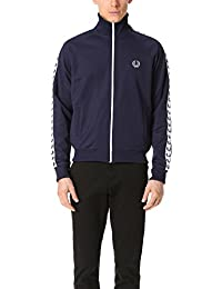 Fred Perry Men's Tricot Track Jacket