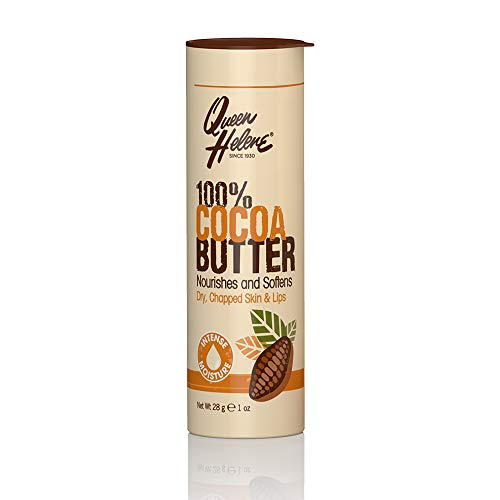 (Queen Helene Cocoa Butter, Stick, 1 Ounce (Pack of 3) [Packaging May Vary])