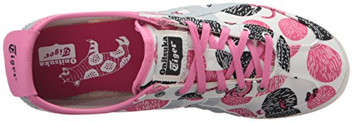 Onitsuka Tiger Womens Mexico 66 Fashion Sneaker Tora / Momoiro