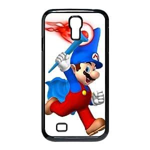 Samsung Galaxy S4 9500 Cell Phone Case Black Super Smash Bros Mario OJ642787