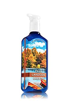 Bath & Body Works Deep Cleansing Hand Soap Fall Lakeside Breeze 8 FL OZ