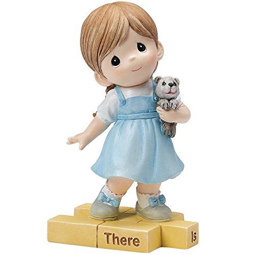 Precious Moments,   The Wonderful World of Oz Dorothy, Resin Figurine, 154457 -