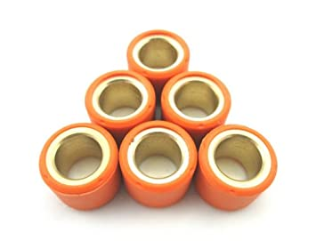 Amazon.com: New 49cc 50cc Scooter Moped Roller Weights 16x13mm 4 ...