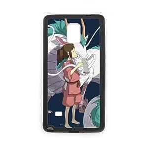 Samsung Galaxy S4 Phone Case Black Spirited away NJY8750581