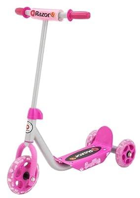 Razor Jr Kiddie Kick Scooter Pink by Razor