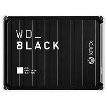 WD Black P10 - Game Drive de 3 TB para Acceder en Cualquier Momento a tu Biblioteca de Juegos de Xbox