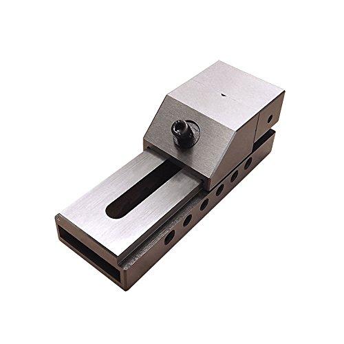 2'' Screwless Toolmaker Grinding Ground Vise .0002 Steel Tool Making (Ground Vise)