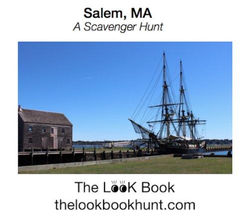 The LOOk Book of Salem, Massachusetts -