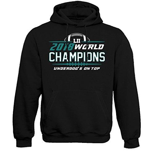(Philadelphia World Champions Philly Hoodie Sweatshirt (XL))
