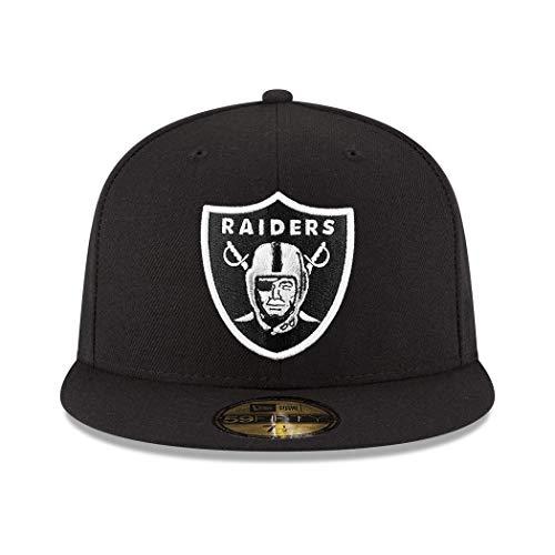New Era 59Fifty Oakland Raiders