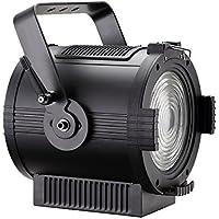 Blizzard Lighting Oberon Fresnel | 100W 3200K Tungsten COB LED Fixture Light Black