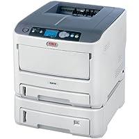 Oki C610DTN Color LED Printer - 62433405