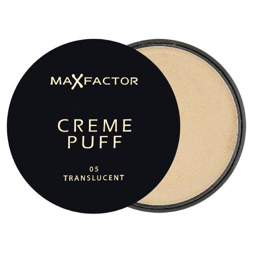 Max Factor Creme Puff Poudre Compacte - 5 Translucide