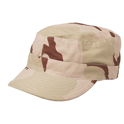 Gorra campo Ripstop 3 tamaños varios colores y de BDU verano gorra US en color Desierto con del ejército visera Tqn8wRAYg