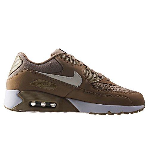 Nike Air Max 90 Ultra 2.0 Se Mens Scarpe Da Ginnastica 876005 Scarpe Da Ginnastica Kaki Bianco 200