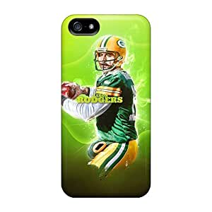 Premium Durable Green Bay Packers Fashion Iphone 5/5s Protective Cases Covers