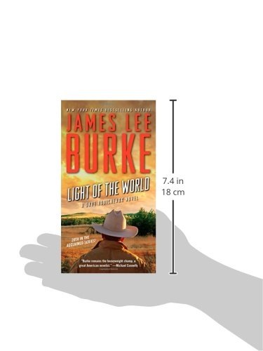 Light of the World: A Dave Robicheaux Novel: James Lee Burke: 9781476710778: Amazon.com: Books