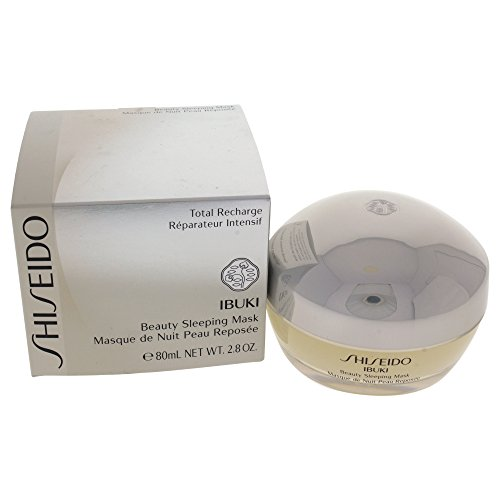 Shiseido Ibuki Beauty Sleeping Mask, 2.8 Ounce