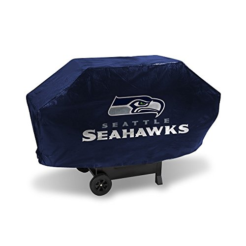 - Rico Seattle Seahawks NFL Deluxe BBQ Barbeque Grill Cover
