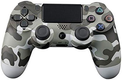 Mando de PS4 con vibración Bluetooth para PlayStation 4 Detroit Wireless Joystick para juegos de PS4 ConsoL Fit para mando PS4 consola para DualShock 4 Gamepad: Amazon.es: Electrónica