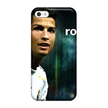 New Shockproof Protection Case Cover For Iphone 5/5s/ Cristiano Ronaldo Case Cover
