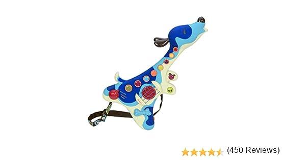 B 70.1206 - Woofer Guitarra de Juguete con diseño de Perro: B ...
