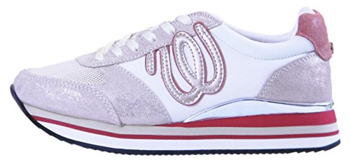 Jungle Shoes Platinum Wrangler Platinum Sneaker MOD Donna BgxwH