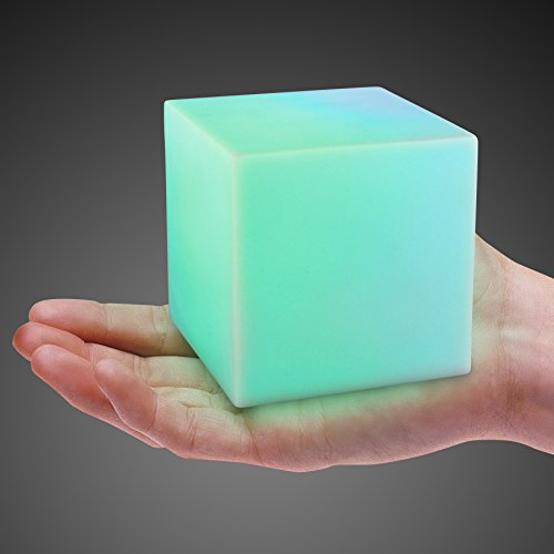 Mood Light Deco Cube with Color Changing LED
