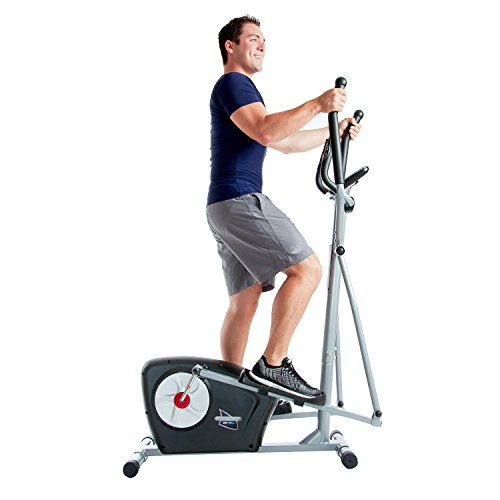 Body Champ BR1895 Magnetic Elliptical Trainer