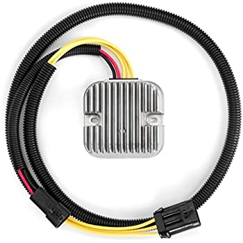 STAGE 1-2012-2016 Polaris RZR 900//1000 Mosfet Voltage Regulator Performance Black Edition Upgrade Kit OEM Repl.# 4013904 4014029