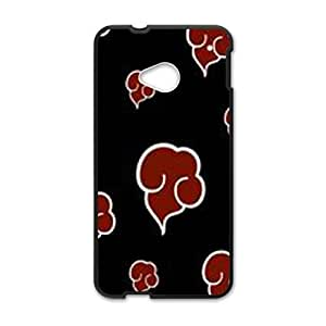 HTC One M7 Cell Phone Case Black Naruto WQ7496581
