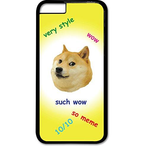 Geekfun   Doge Meme 9Gag Reddit Imgur Shiba Inu Dog Phone Case Apple Iphone 6 6S Tpu  Thermoplastic Polyurethane    High Quality Durable Material  Regular