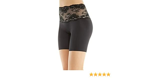84f0e7bf95a Amazon.com  Assets By Sara Blakely a Spanx Brand Women s Chic Peek  Mid-thigh 1155 (1X-Large