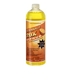 ADVANAGE 20X Multi-Purpose Cleaner Citrus - Manufacturer Direct - 20X is Our Newest Formula!