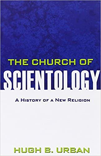 Book The Church of Scientology: A History of a New Religion