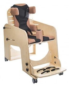 Ayant Positionnement De Enfants Chaise Des Besoins Pour Spéciaux 4Rj5AL