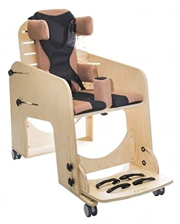 Silla para posicionamiento para niños con necesidades especiales JUMBO 3: Amazon.es: Salud y cuidado personal