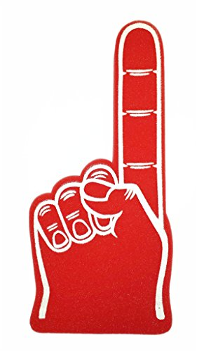 No. 1 Foam Finger,18