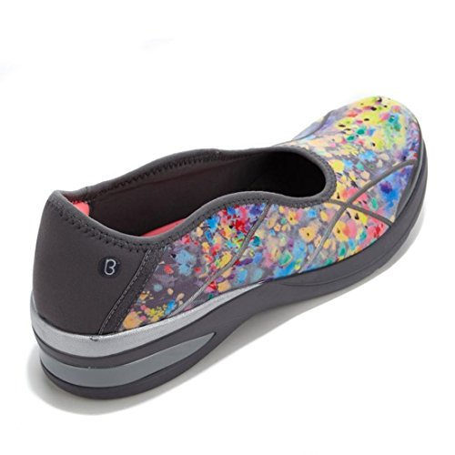 Bzees Rubino Slip-on Athleisure 524-740 Stampa Multi Geo
