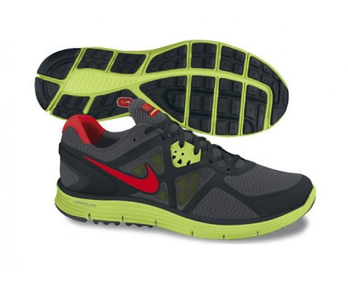 34ec4e9de5bf Nike Men s Lunarglide+ 3 Running Sneaker (10 M