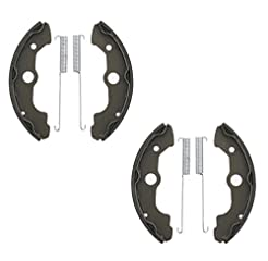 Race Driven Front Brake Shoes for Honda ...