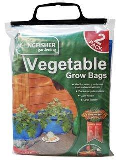 Aufbewahren & Ordnen Kingfisher Große Offene Kompost Tasche