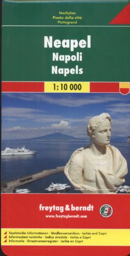 Naples (City Map) (Shops In Neapel)