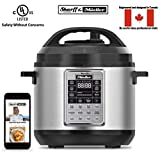 Best Electric Pressure Cookers - 6 Qt Electric Pressure Cooker Stainless Steel 12 Review