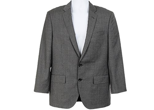 - J Crew Ludlow Suit Jacket in Double Vent Italian Worsted Wool 40R 11707 Charcoal
