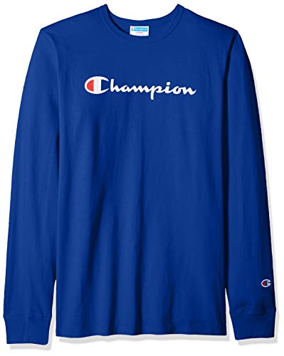 Champion Men's Heritage Long Sleeve Tee