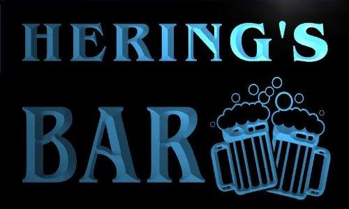 w009626-b-herings-name-home-bar-pub-beer-mugs-cheers-neon-light-sign